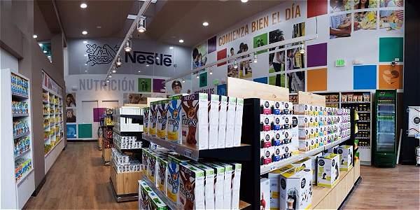 Tienda Nestle - ¿Crisis en Nestlé? Nuevo modelo de entrega recortará 4 mil empleos