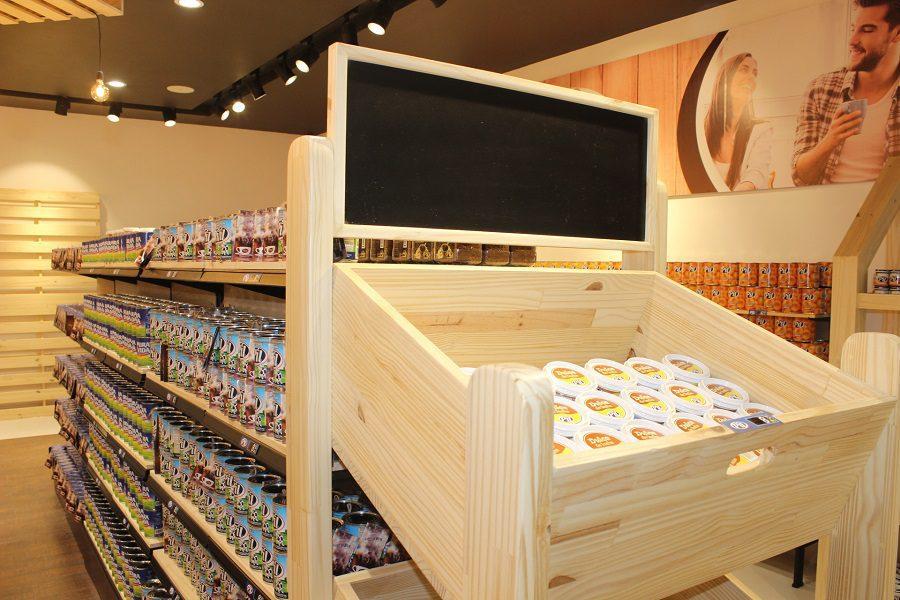 Tienda Pil Express - Bolivia: PIL Andina ingresa al negocio retail con tienda especializada