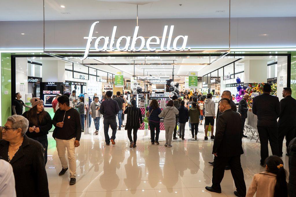 Tienda Puruchuco - Cajas Express de Falabella: La tienda en Puruchuco donde el cliente se atiende