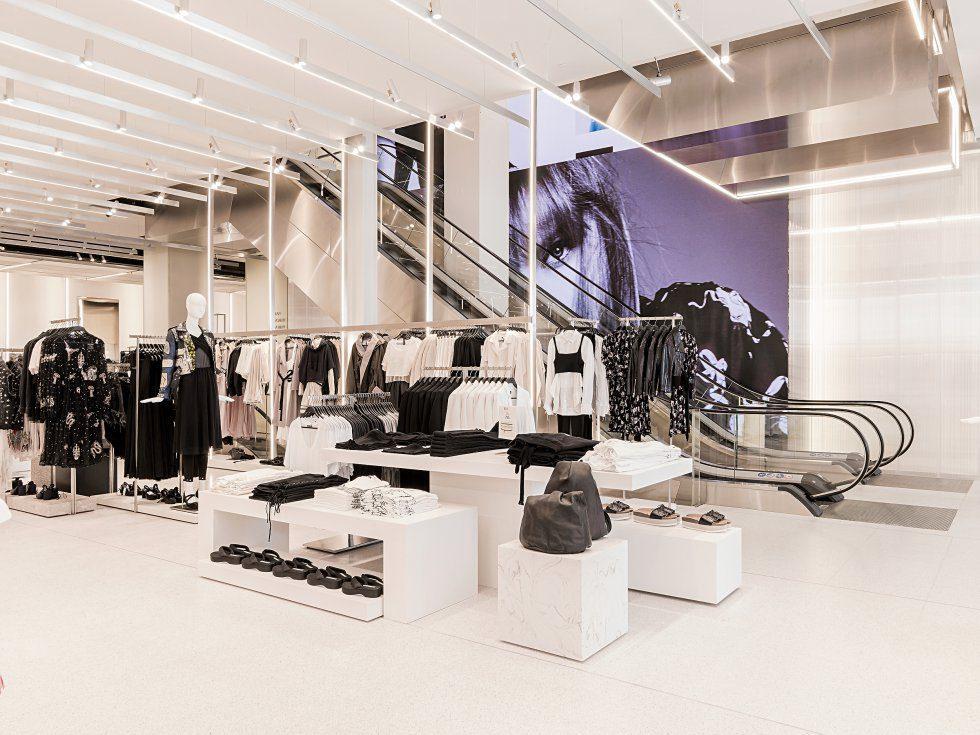 Tienda Zara3 - Conozca por dentro la tienda Zara más grande del mundo del Grupo Inditex