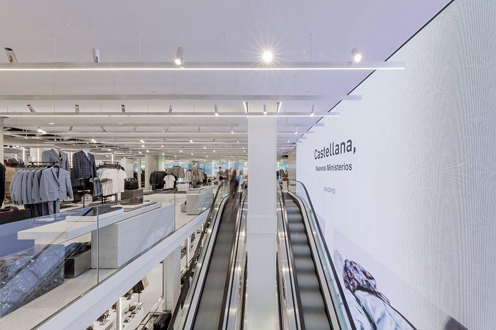 Tienda Zara5 - Conozca por dentro la tienda Zara más grande del mundo del Grupo Inditex