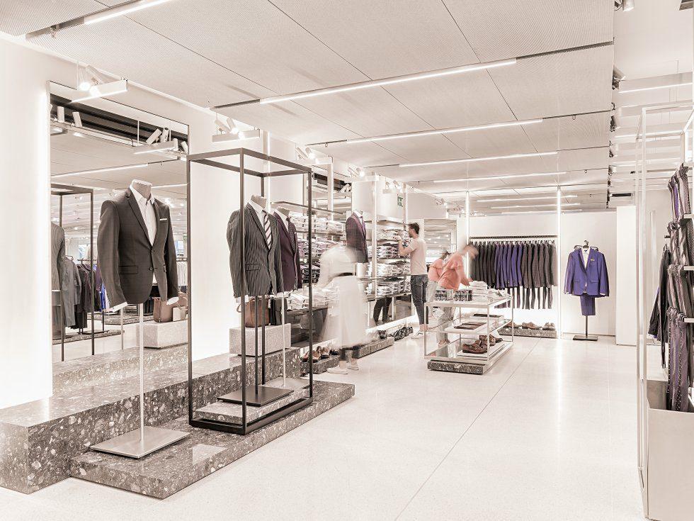 Tienda Zara6 - Conozca por dentro la tienda Zara más grande del mundo del Grupo Inditex