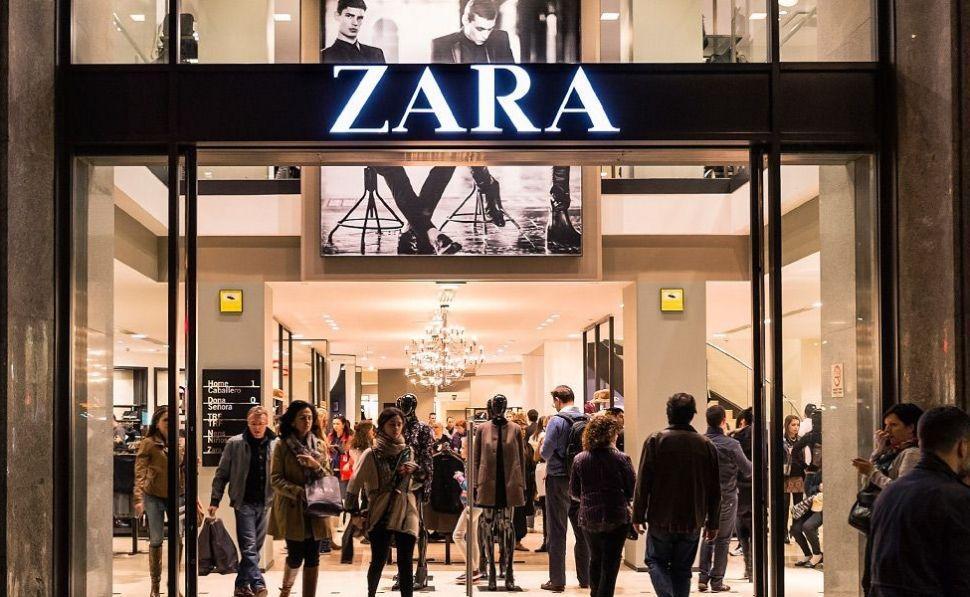 Tienda Zara 15 970x597 - Inditex lidera ranking de empresas que dominan el sector de la moda