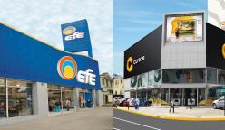 Tiendas Efe y La Curacao