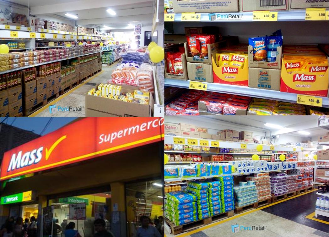 Tiendas Mass 1 1 - ¿Qué estrategias deberían seguir los discounters y cash & carry para crecer en Perú?
