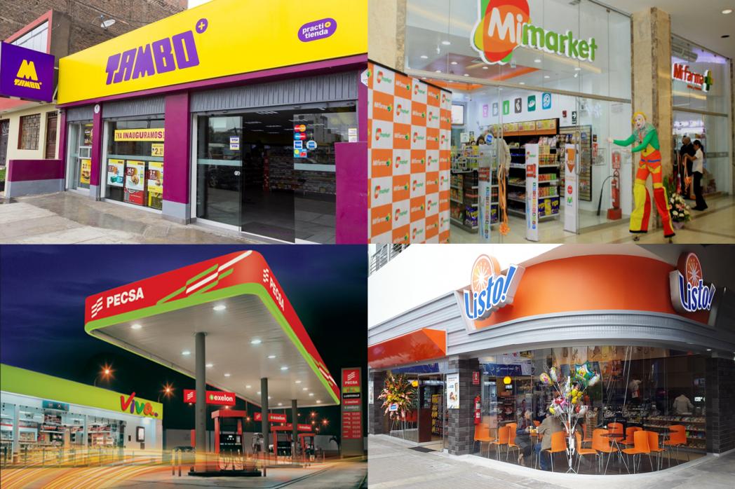 Tiendas de conveniencia Perú