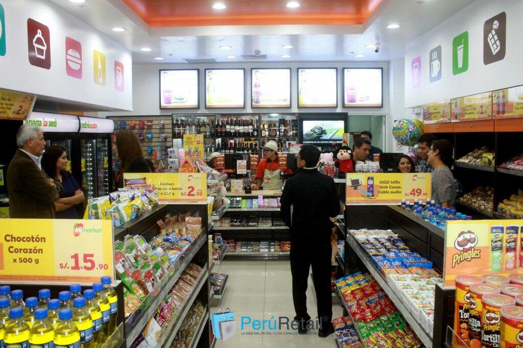 Tiendas de conveniencia peru