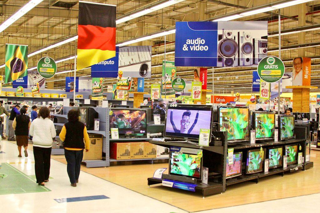 """Tiendas por departamento 1024x683 - NRF 2020: """"Hay que pasar de un retail transaccional a uno experiencial"""""""