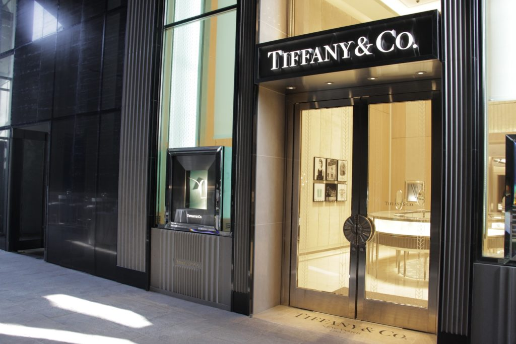 Tiffany CO - Código 3