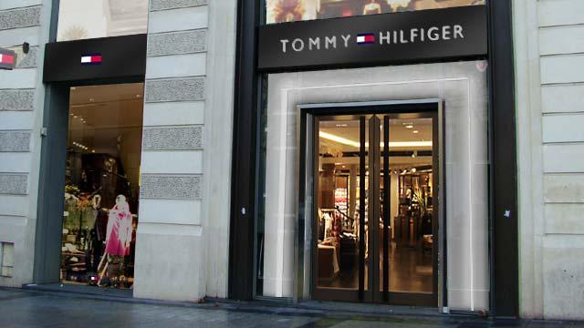 Tommy Hilfiger refueza tecnología en sus tiendas