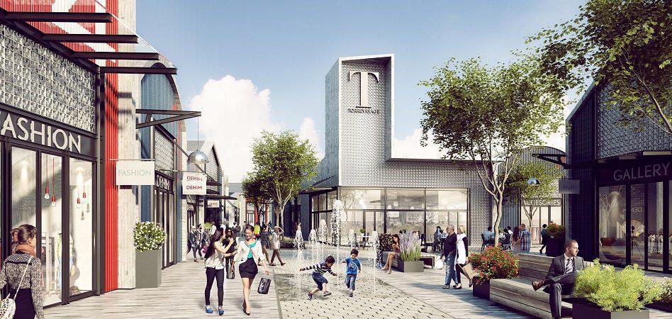 Torre Village 948 - Invierten 140 millones de euros para sumar nuevo outlet en España