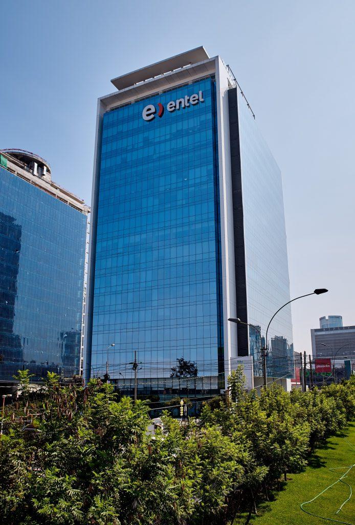 Torre Entel - Lima - Perú