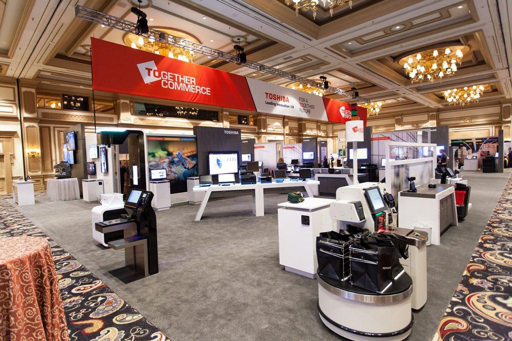 """Toshiba Lead Fair 20161 - """"Emplear soluciones innovadoras en el punto de venta ayuda a mejorar la experiencia del cliente"""""""