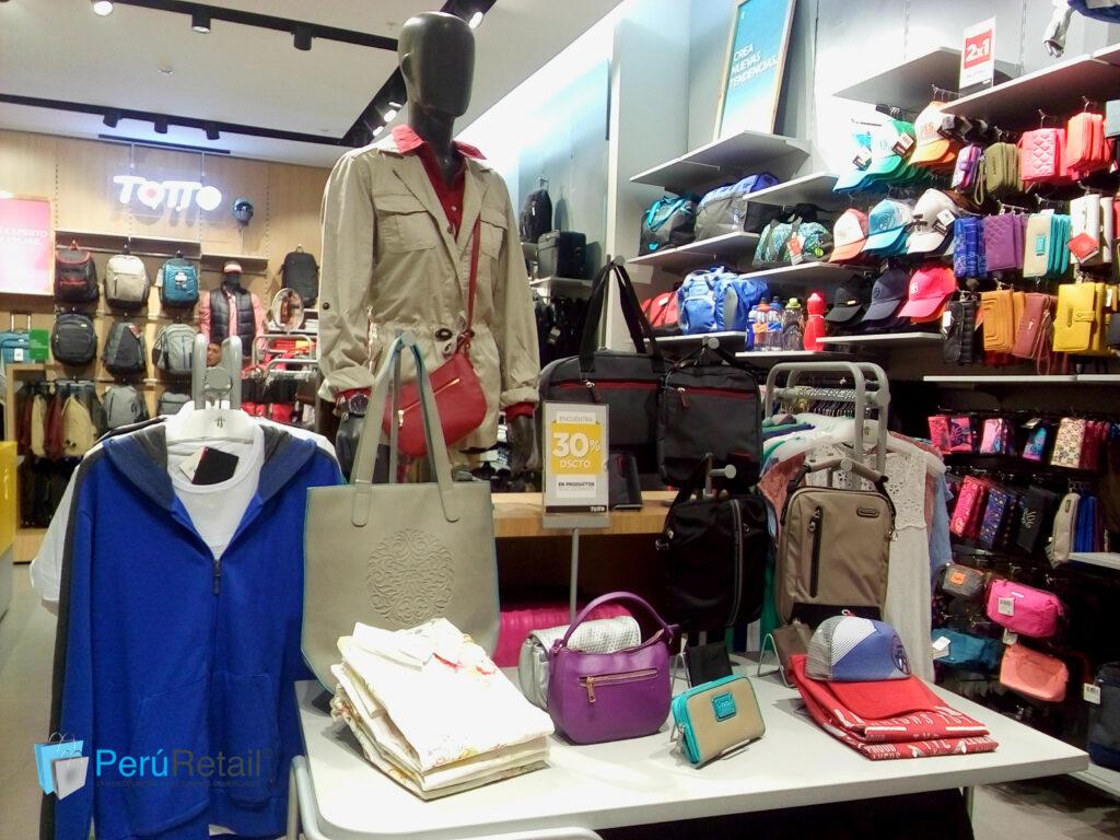 Totto Jockey Plaza 26 Peru Retail 1024x768 - Totto inauguró en Lima su tienda número 600 a nivel mundial