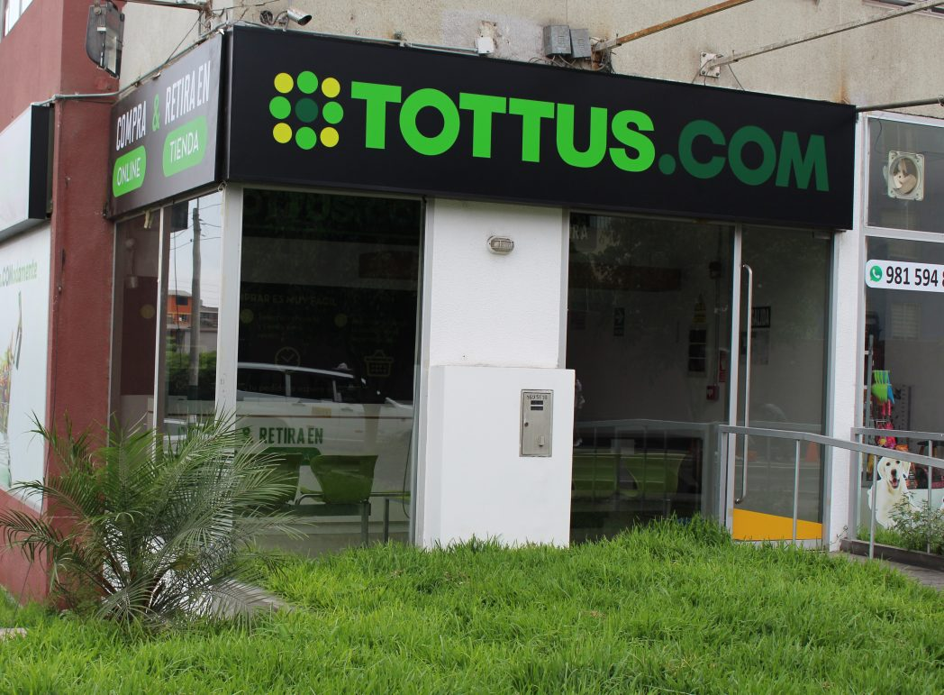 Tottus 1 1 - Tottus abre nuevo local en Surco para retiro de compras online
