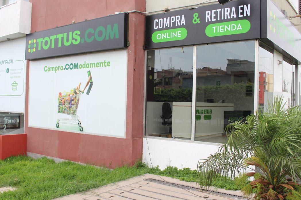 Tottus 2 - Lockers, la alternativa en Perú para recoger las compras ecommerce