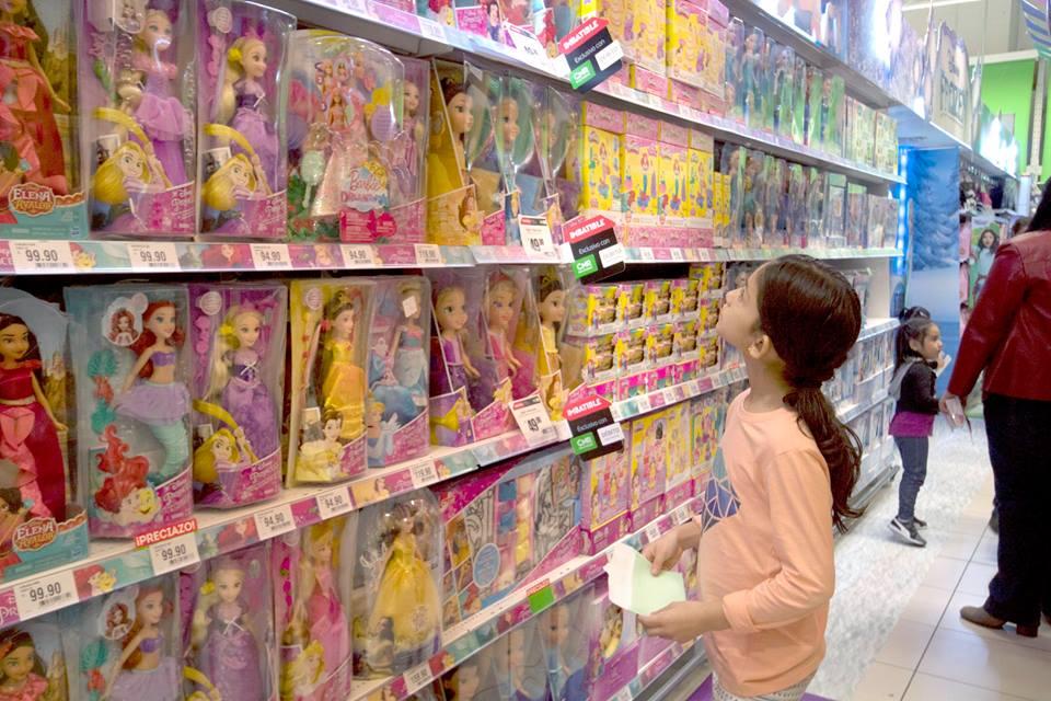 Tottus Disney 2 - Tottus vuelve con el concepto Disney en sus jugueterías
