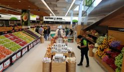 Tottus Miraflores 1 248x144 - Falabella planea abrir 30 supermercados Tottus y Precio Uno en Perú