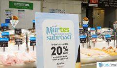 Tottus pescado 240x140 - Perú: Tottus e Hiperbodega Precio Uno ofrecerán los martes un 20% de descuento en pescadería fresca nacional