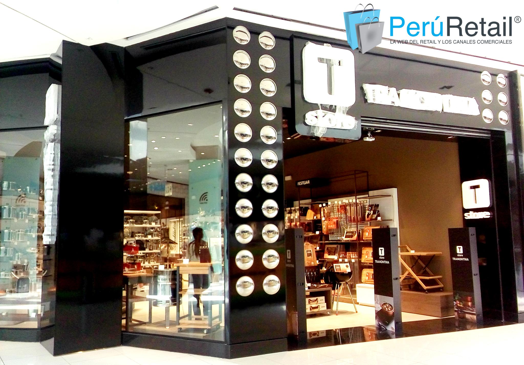Tramontina Peru Retail  - Tramontina abrirá su primera tienda en Perú