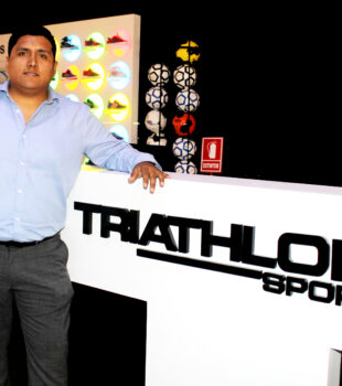 Triathlon Luis Cerron 1