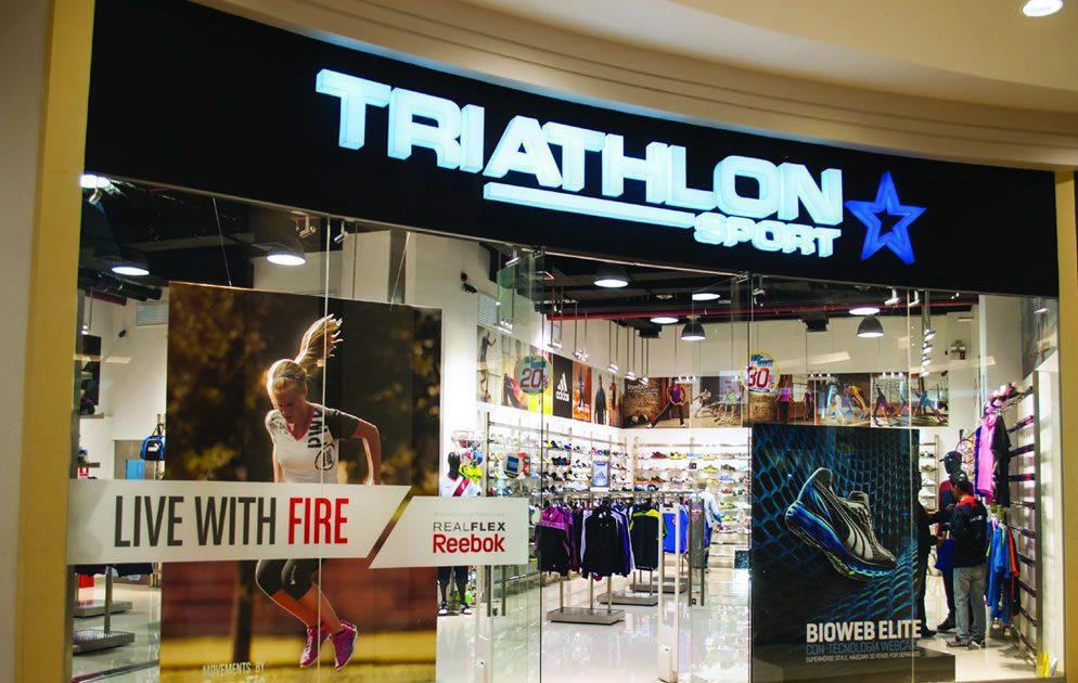 Triathlon abrira mas tiendas de concepto en Peru