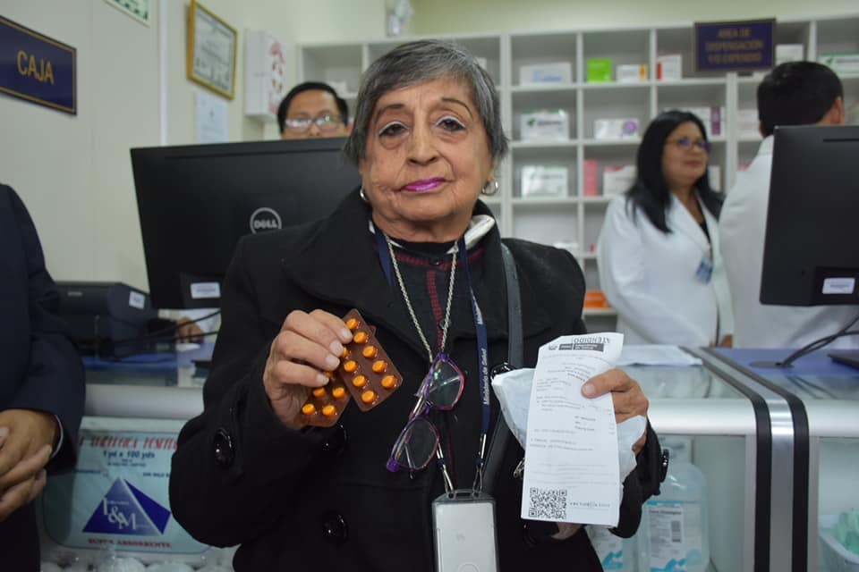 UNMSM farmacia medicamentos 1 Perú Retail - Cerca de 270 medicamentos se podrán adquirir a bajos costos en Perú