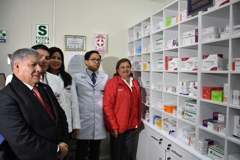 UNMSM farmacia medicamentos 2 Perú Retail - Cerca de 270 medicamentos se podrán adquirir a bajos costos en Perú