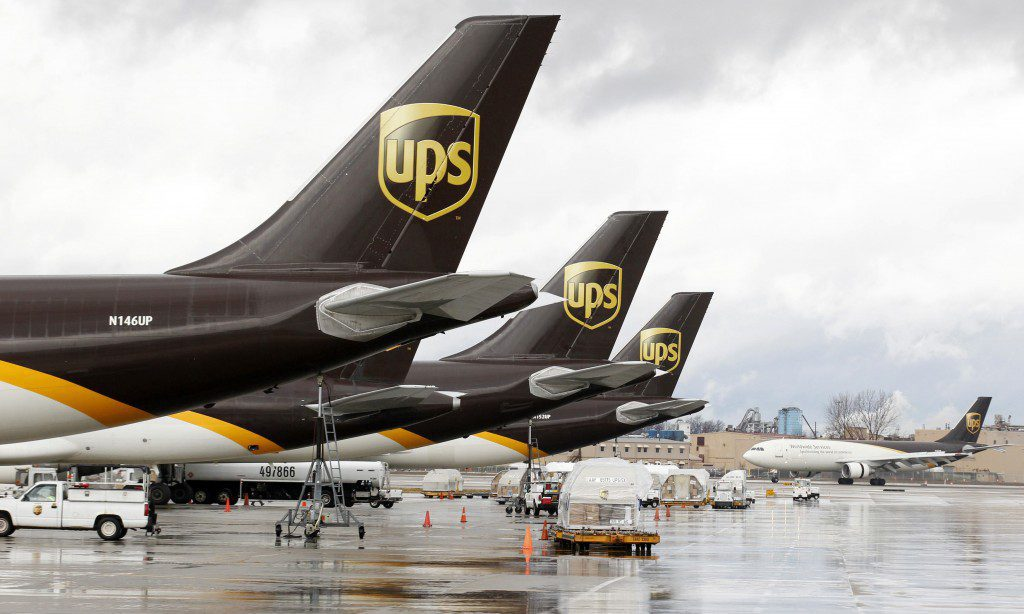 UPS-Profit-Tops-Estimates-As-Online