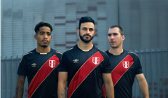 Umbro2 240x140 - Mundial Rusia 2018: Umbro lanza inédita camiseta de la selección peruana