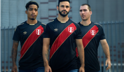 Umbro2 248x144 - Mundial Rusia 2018: Umbro lanza inédita camiseta de la selección peruana