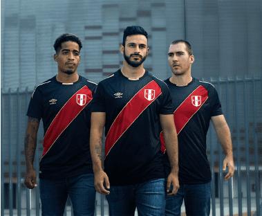 Umbro2 - Mundial Rusia 2018: Umbro lanza inédita camiseta de la selección peruana