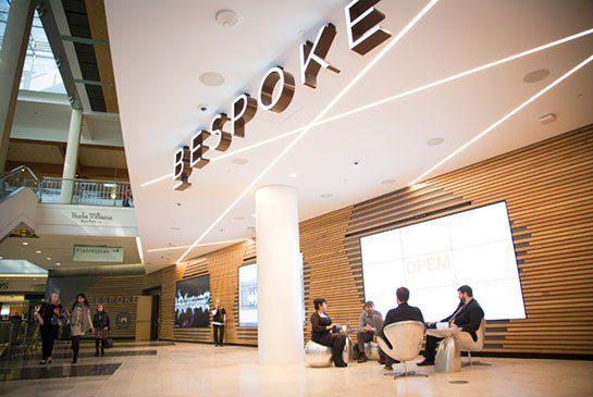 Un centro comercial que abre las puertas a la innovacion