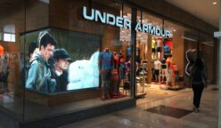 Under Armour llegó al Perú