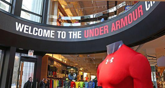 Under Armour tienda 5301 - Under Armour contrata a ejecutivo de Yahoo para potenciar su canal digital