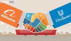 Unilever y Alibaba firman alianza estratégica