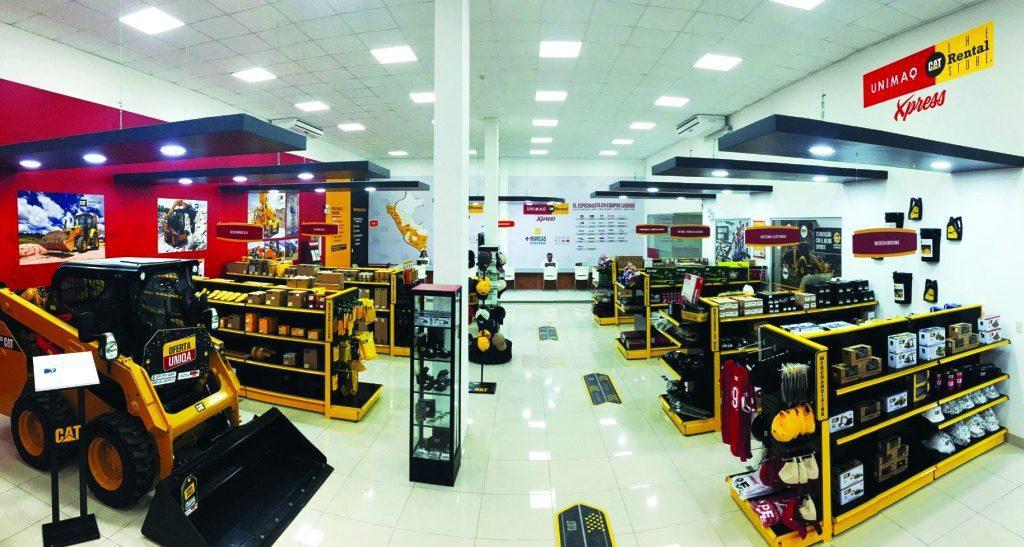 Unimaq Xpress3 - Perú: Unimaq abre su primera tienda retail en Trujillo