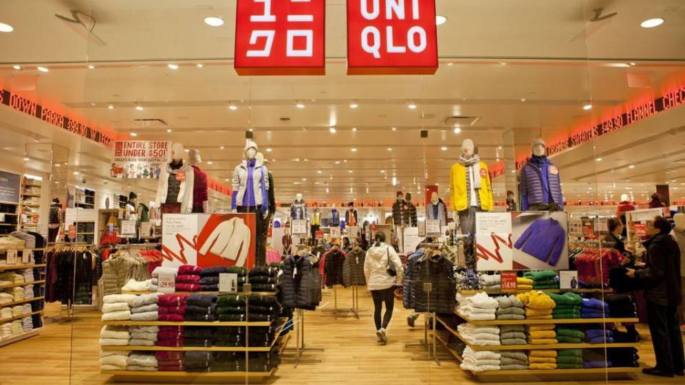 Uniqlo 1 - Uniqlo bate récord y amenaza a Zara y H&M