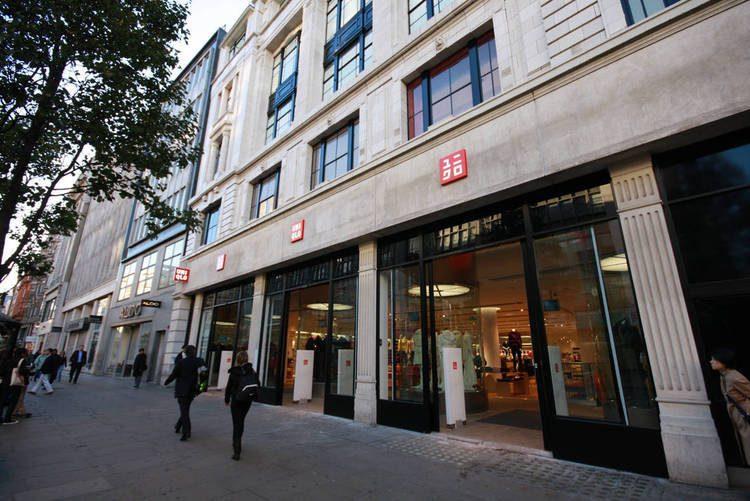 Uniqlo tienda Oxford Street