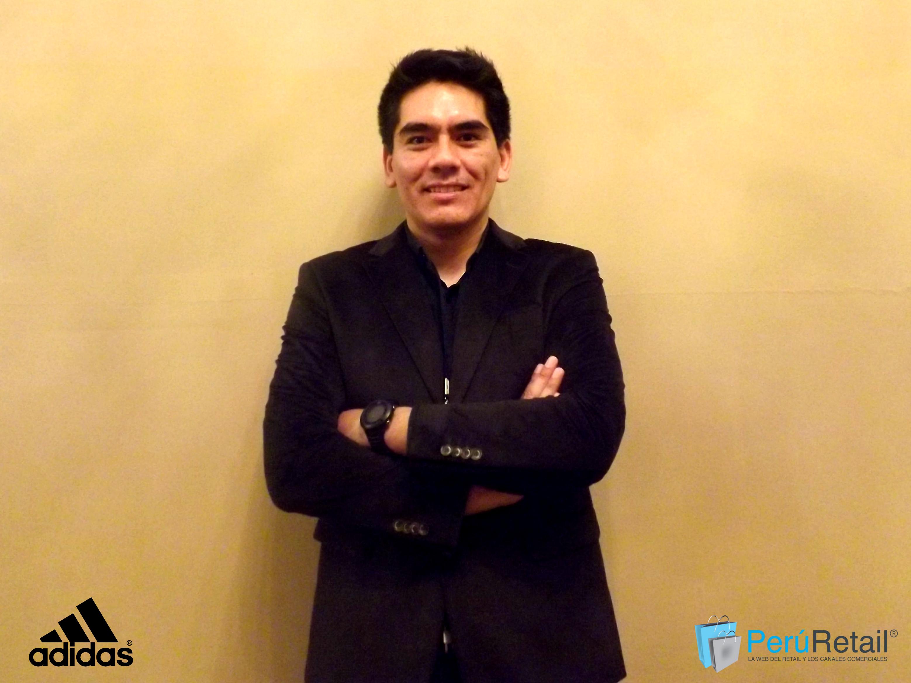 Vasili Diaz Chavarru ecom Adidas 1 Peru Retail - Adidas estima aumentar entre 10 y 15% sus ventas online en Perú para el 2020