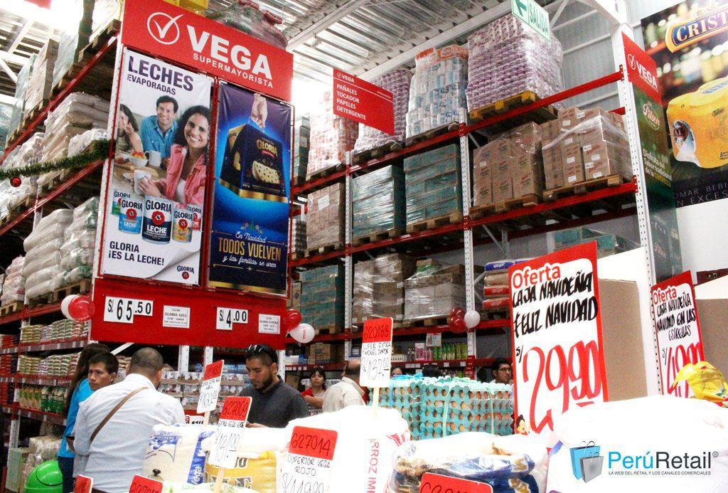 Vega 519 Peru Retail  - Perú: Vega abre cash and carry en Surco y cierra el año con 32 locales