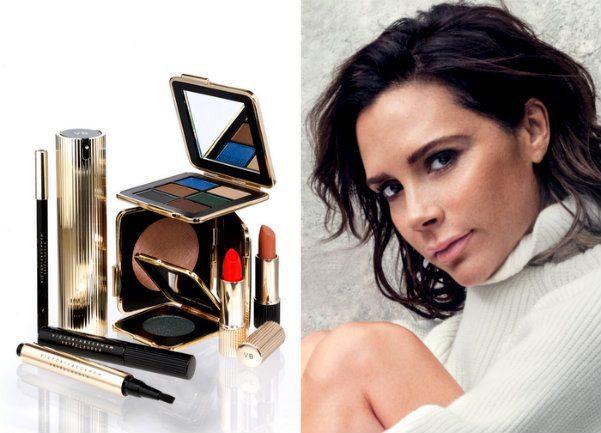 Victoria Beckham - Victoria Beckman prepara su nueva línea de cosméticos