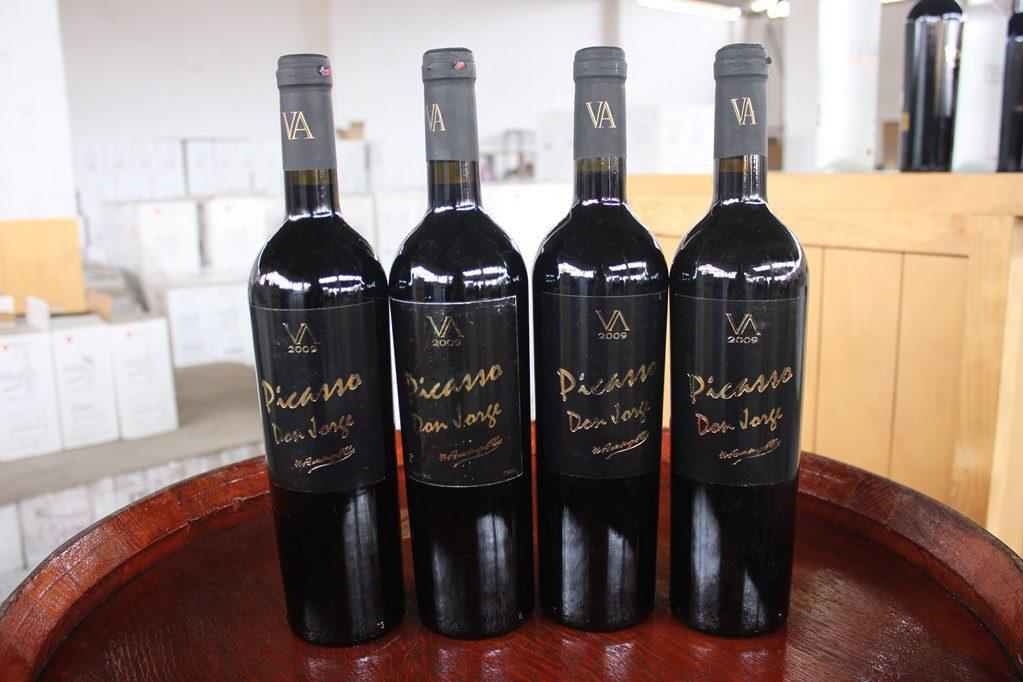 Vinos prensa Vista Alegre 3 - Vino peruano se exporta a 15 mercados en todo el mundo