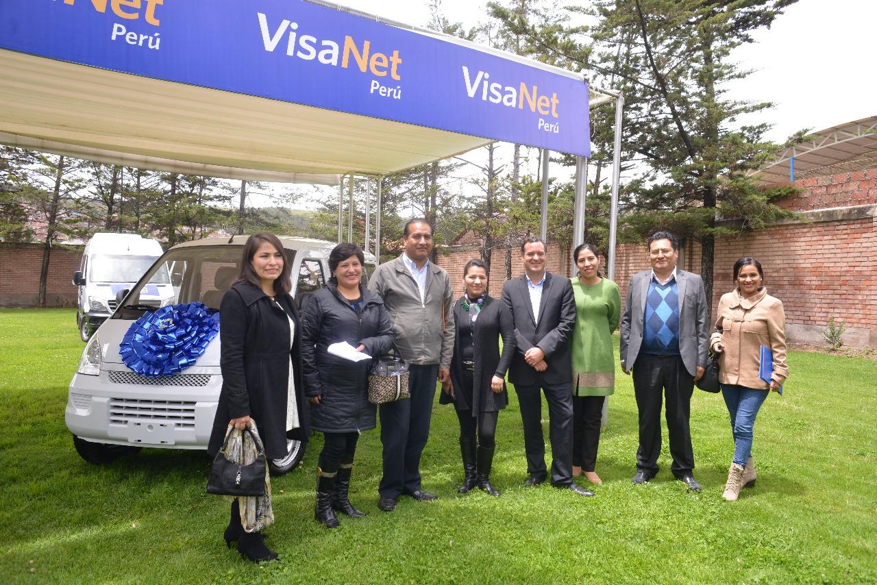 VisaNet 1 1 - VisaNet premia crecimiento de negocios en Cusco