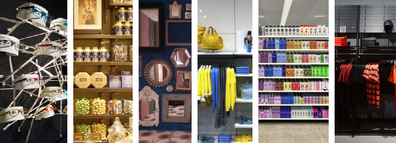 Visual Merchandising como herramienta estratégica