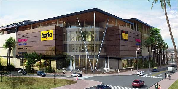 Viva Barranquilla 2 - Conozca los 7 malls que se abrirán en Barranquilla entre el 2016 y el 2018