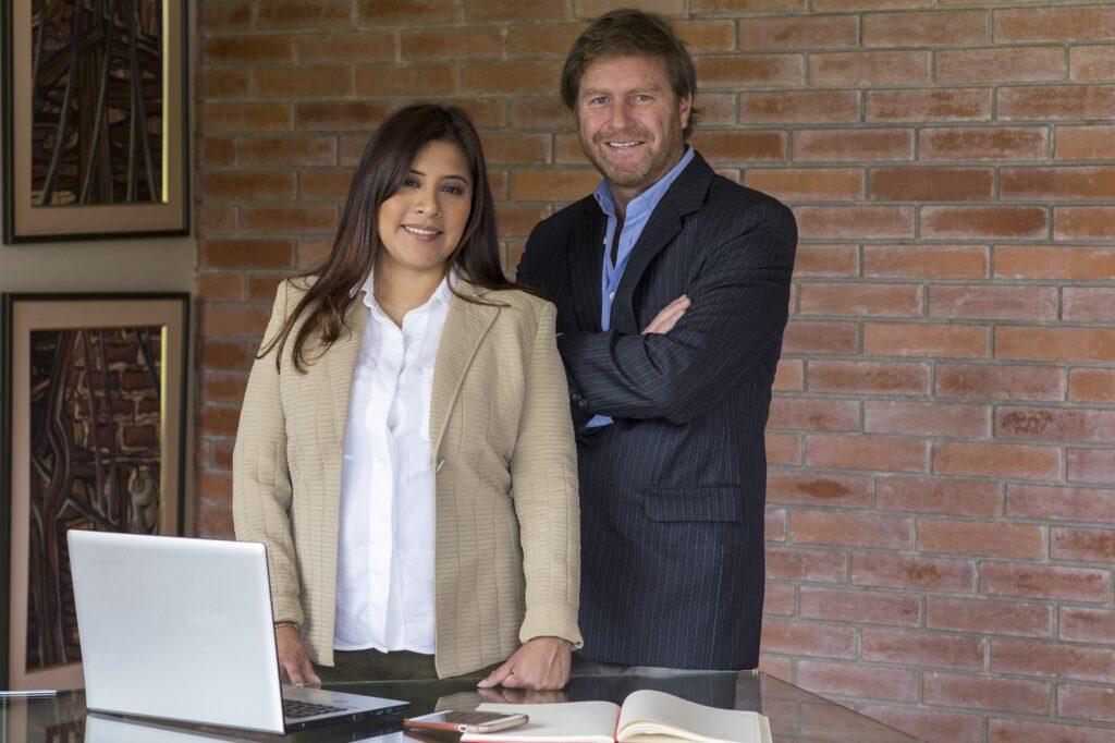 VivianaHerrera Carlos Conroy 1024x682 - Dollar House, la app para cambiar dólares de forma segura y rápida
