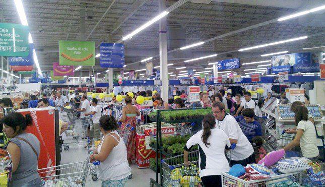 WAL MART - Multan a cadenas de supermercados en Argentina