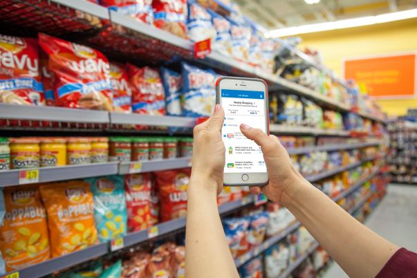 WALMART compra productos - Walmart rediseñará su web para hacerle frente a Amazon