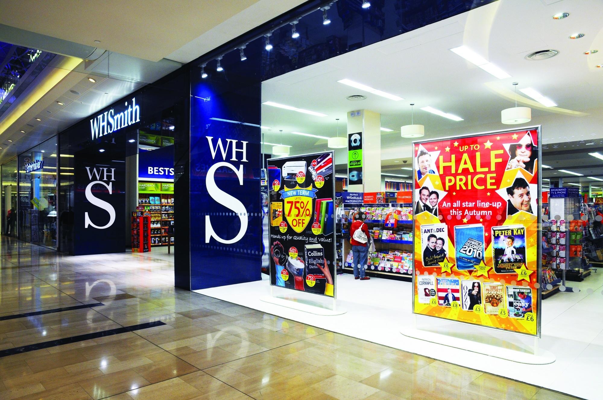 Westfield White City Floor Plan Whsmith Inaugura Locales En Espa 241 A Y Om 225 N Per 250 Retail